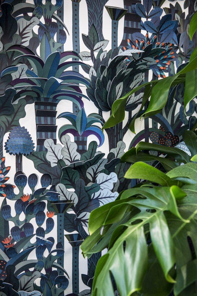 Dedar Showroom 2015 Wanda Barcelona